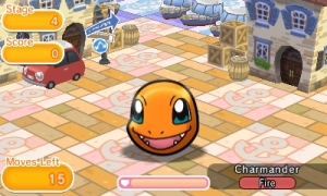 It's always a bit odd when you realize you're fighting the Pokemon's disembodied head.